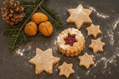 Jak na vánoční cukroví
