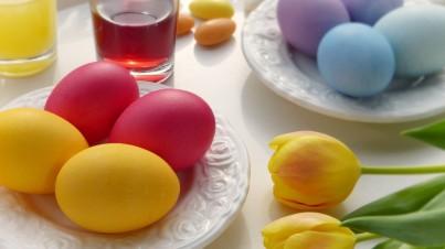 Velikonoce – proměňte svůj interiér do jarní podoby