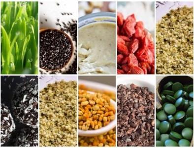 Co jsou superpotraviny?